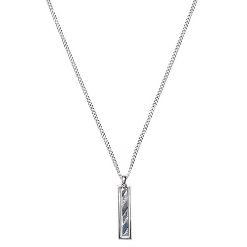 M Long Stick Layered Necklace