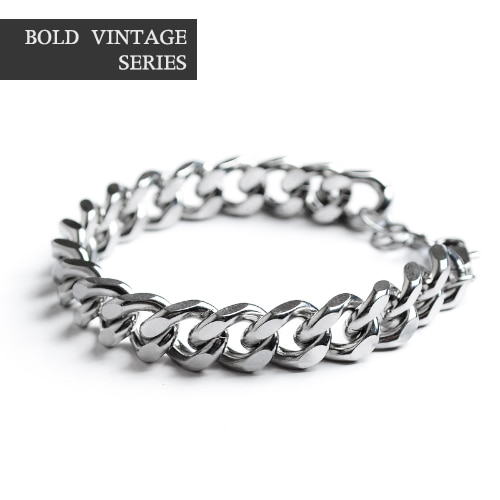Series Basic Bold Chain Bracelet