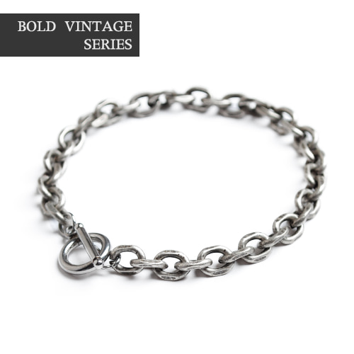 Series Antic Oil Chain Bracelet